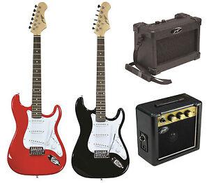 johnny brook electric st style guitar mini amp amplifiers shoulder belt clip ebay. Black Bedroom Furniture Sets. Home Design Ideas