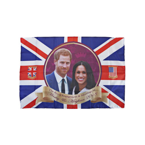 ROYAL WEDDING Bunting Union Jack Party Decoration /& Souvenirs Great Britain LOT