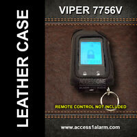 Viper ( Leather Remote Case ) For 4706v Lcd Remote Control (new)