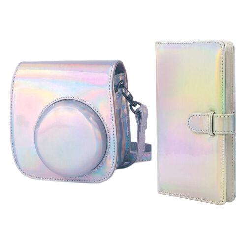 Camera Case Film Camera Cover for Fuji Instax Mini 9 8 Camera and Straps