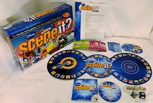 2007-Disney-Scene-It-2nd-Edition-Dvd-Game-Complete-in-Good-Condition-FREE-SHIP