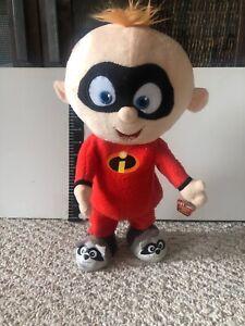 Disney Pixar 13 Walking Talking The Incredibles Baby Jack Jack Plush Doll Ebay