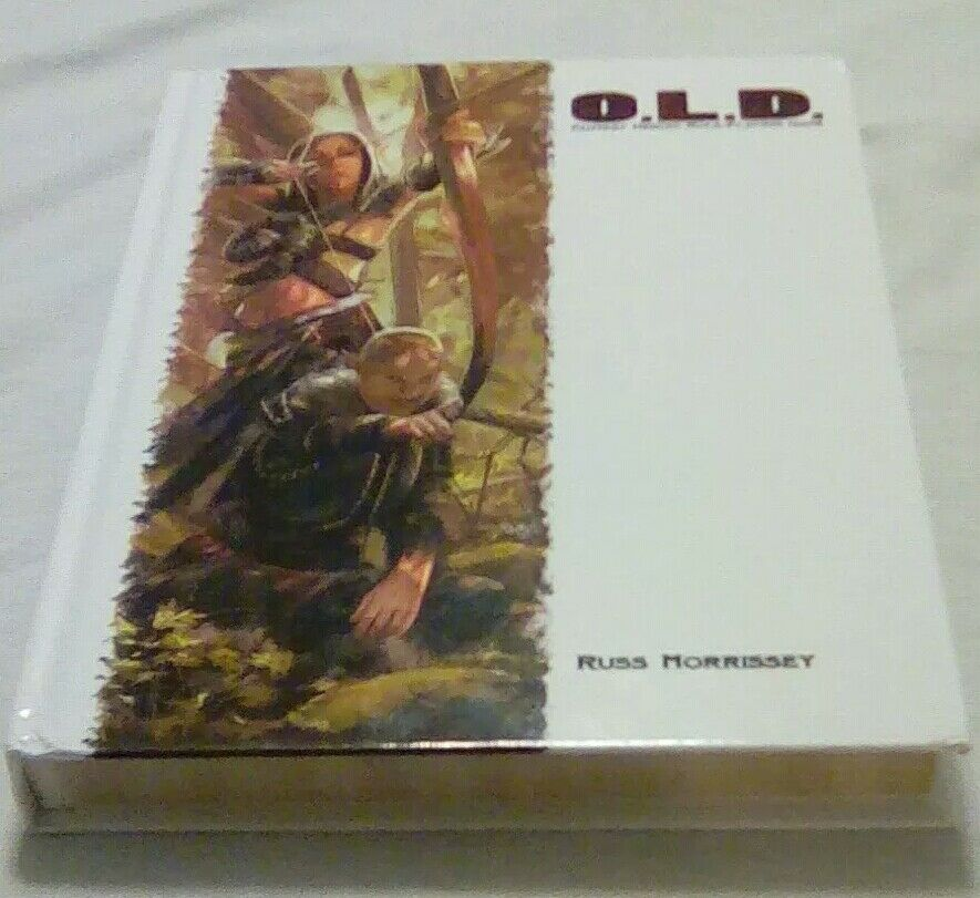 O.L.D. Fantasy Heroic Role-Playing Game Digest (Whats OLD is NEW)