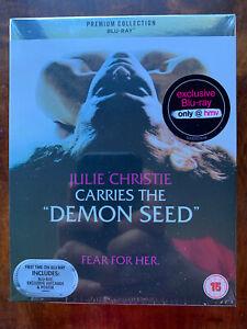 Demon-Seed-Blu-ray-19707-Dean-Kontz-Horror-Movie-Premium-Collection-w-Slipcover