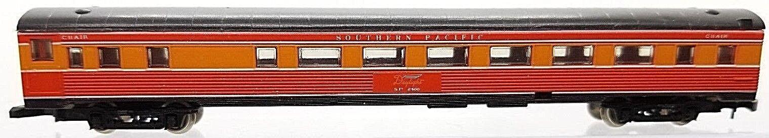 Z Scale Marklin 8784 Southern Pacific Daylight Passenger Passenger Passenger auto 9c6257