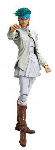 súper personaje móvil  Bizarre  parte IV 45. Rohan Kishibe ver.2 (Araki