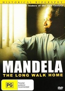 MANDELA-THE-LONG-WALK-HOME-BRAND-NEW-amp-SEALED-R4-DVD-HISTORICAL-BIOGRAPHY