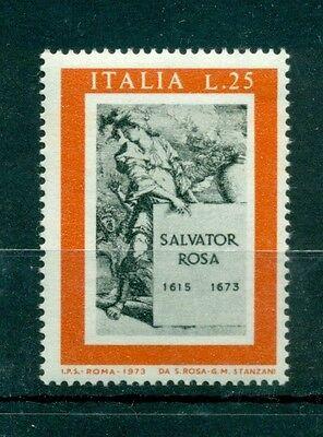 Italia Repubblica 1973 - B.1304 - Salvator Rosa