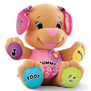 Fisher-Price-Laugh-and-Learn-Love-to-Play-Sis-Puppy