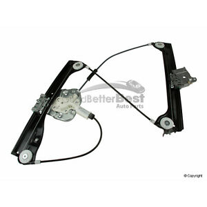 Compatible with 2003-2008 BMW Z4 Front Right Passenger Side Window Regulator