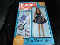 Nia Vardalos Signed - Instant Mom Limited Hardcover First Edition Greek Wedding