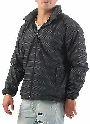 Mens Rain Jacket Packable Waterproof Hiking Jacket Killtec Fedon 30050 NEW