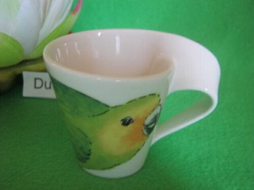 Espressotasse 1 tlg  New Wave  Papagei von Villeroy /& Boch
