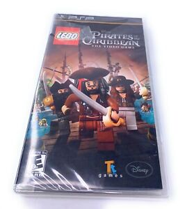 LEGO Pirates of the Caribbean The Video Game Sony PSP brand new