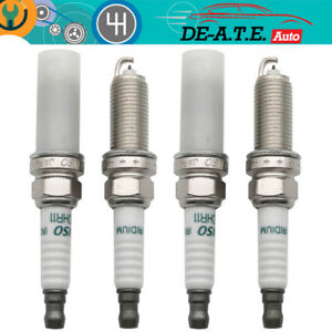 Details About New Qty Of 4 For Scion Xd Iq Toyota Prius Iridium Spark Plug 90919 01253
