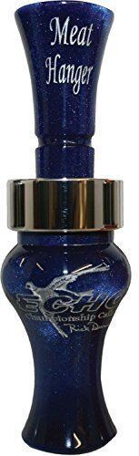 NEW Echo Calls Meat Hanger Duck Call Blue Pearl FREE SHIPPING