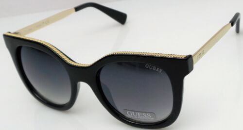Guess Grigia Gf0351 Occhiali Lente Nera Telaio 01b E Oro Sole Eleganti Da Donna OiPukZX