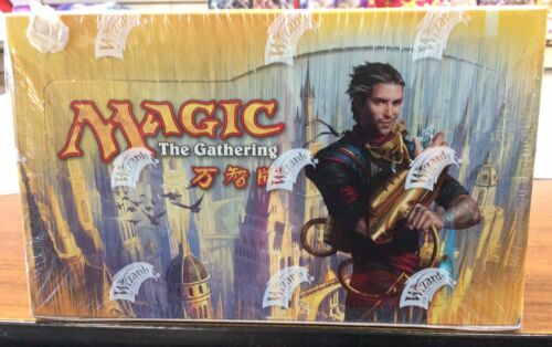 MTG Dragon's Maze FACTORY SEALED Display Box of 36 Booster Packs CHINESE