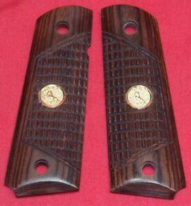 Colt-Firearms-Full-Size-1911-Wood-Grips