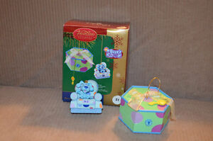 Blue-039-s-Room-Carlton-Cards-American-Greetings-Christmas-Ornaments-NEW