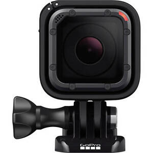 New GoPro Hero5 Session Black HD Video Camera 4K Voice Control Wifi Waterproof