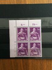 Schweiz Briefmarken Eckrandstück,1958-59, Histor. Bilder,Mi 341, postfrisch **
