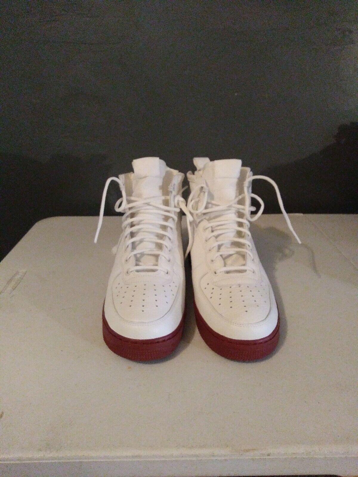SF AF1 Mid zapatos Mens nosotros tamaño 11 condición nunca usado antes de perfecto 10 10