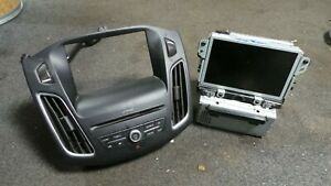 Details about Ford focus SYNC 2 radio cd player bm5t-18b955-fe  DM5T-14F239-AR sat nav hc 15-17