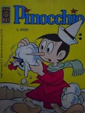 Super Pinocchio n°3 1984 ed. Metro [G.57]