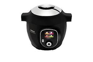 Tefal Cook4Me 6L Electric Multicooker - Black