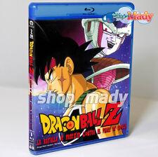 Dragon Ball Z Bardock: The Father of Goku Blu-ray en ESPAÑOL LATINO Region Free