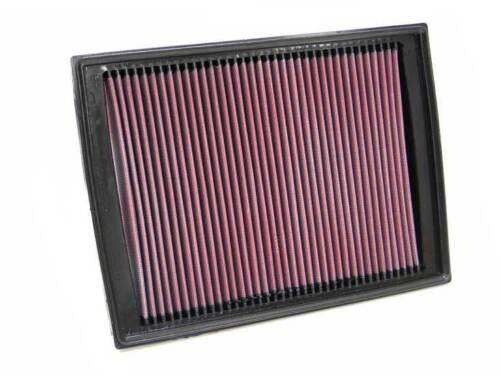33-2333 K/&N Air Filter si adatta a LAND ROVER DISCOVERY III 2.7 v6 DIESEL 2004-2009 su