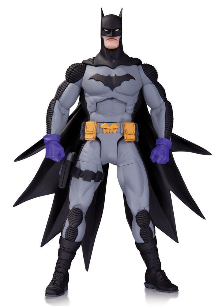NEW NEW NEW DC COLLECTIBLES BATMAN ZERO YEAR COMICS GREG CAPULLO FIGURE SERIES 3 6422cf