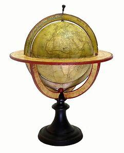 1825-Globo-Terraqueo-de-Antonio-Monfort-Solo-existen-3-ejemplares-en-el-mundo