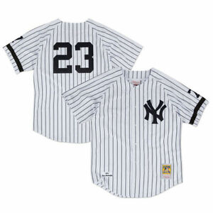 big sale 68937 9899b Details about Don Mattingly New York Yankees Authentic Jersey