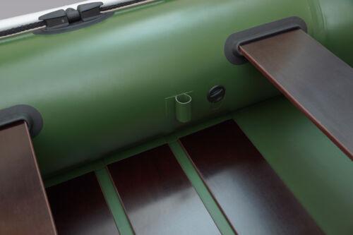 Rutenhalter Lasche für Schlauchboote zum Aufkleben Bengar aus Valmex Blau