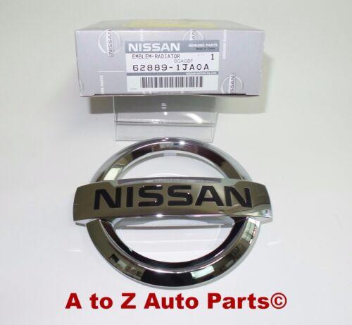 OEM NEW 2011-2013 Nissan Rogue or 2013-2016 Nissan Quest FRONT GRILLE EMBLEM