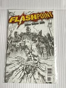 FLASHPOINT-1-KUBERT-SKETCH-VARIANT-EDITION-1-in-25-FIRST-PRINT-DC-COMICS