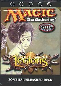 Legions Theme Deck Zombies Unleashed (ENGLISH) FACTORY SEALED NEW MAGIC ABUGames
