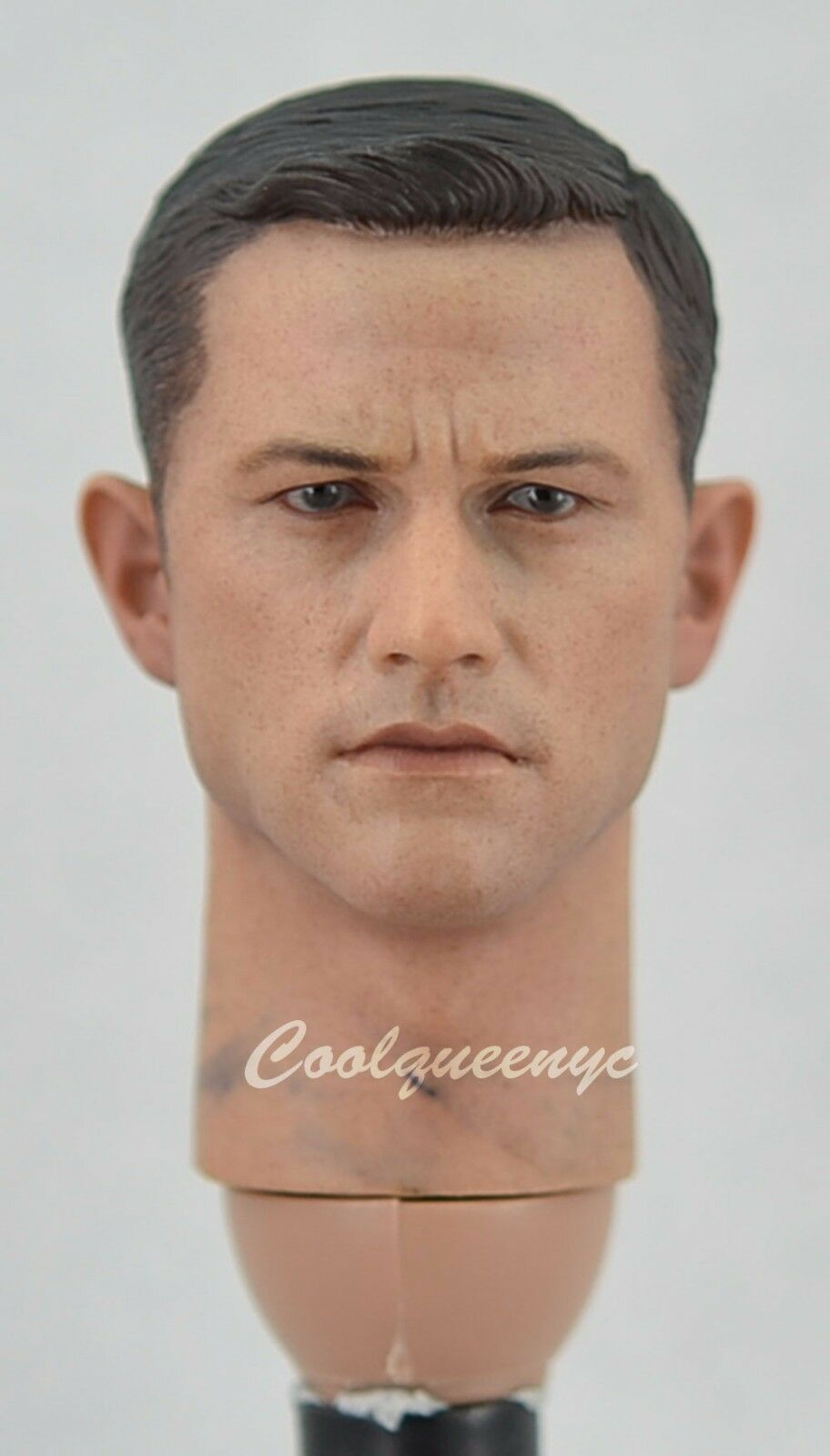 Hot Toys 1/6 Scale MMS275 The Dark Knight Rises John Blake Figure - Head sculpt