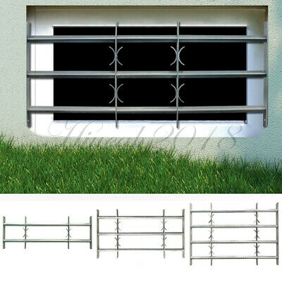 Stahl Fenstergitter Schraube Gitter Sicherheitsgitter Einbruchschutz für Fenster