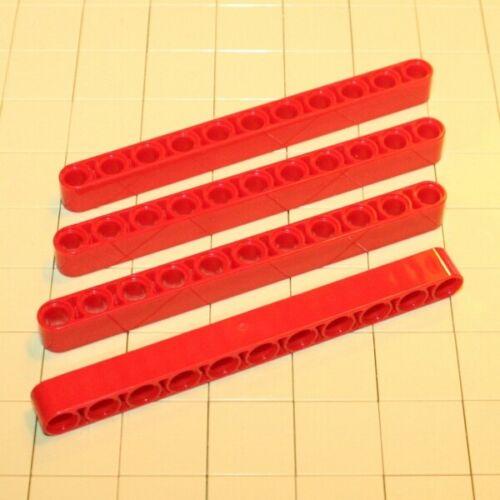 Lego® Technic 4 Beam`s Liftstangen 11er Rot 4562805  64290
