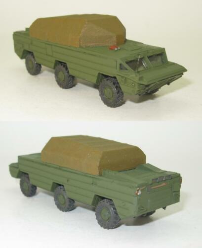 9T217B Transport und Ladefahrzeug 9K33 SAM OSA NVA UdSSR 1:87 H0 BAZ-5939