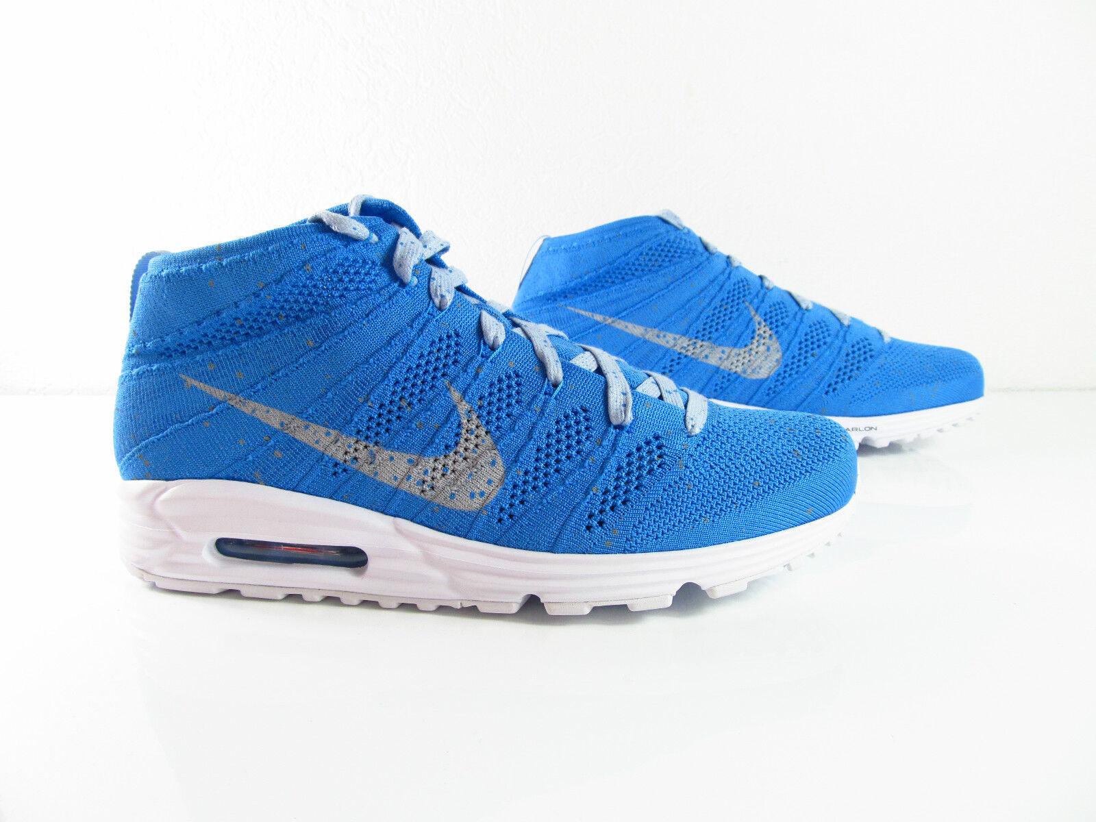 Nike lunarmax flyknit chka - chukka sp leuchten blau lunarlon us_9.5 us_9.5 lunarlon eur_43 arsenal c49163