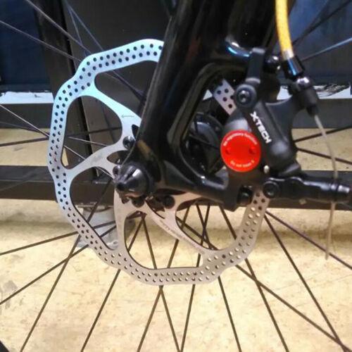 ZOOM MTB Fahrrad Bremsscheibe Hydraulische Scheibenbremse Set Vorne/&Hinten HB875