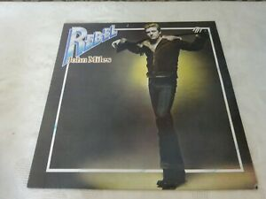 John-Miles-Rebel-LP-Original-Album-LP-Record-Vinyl