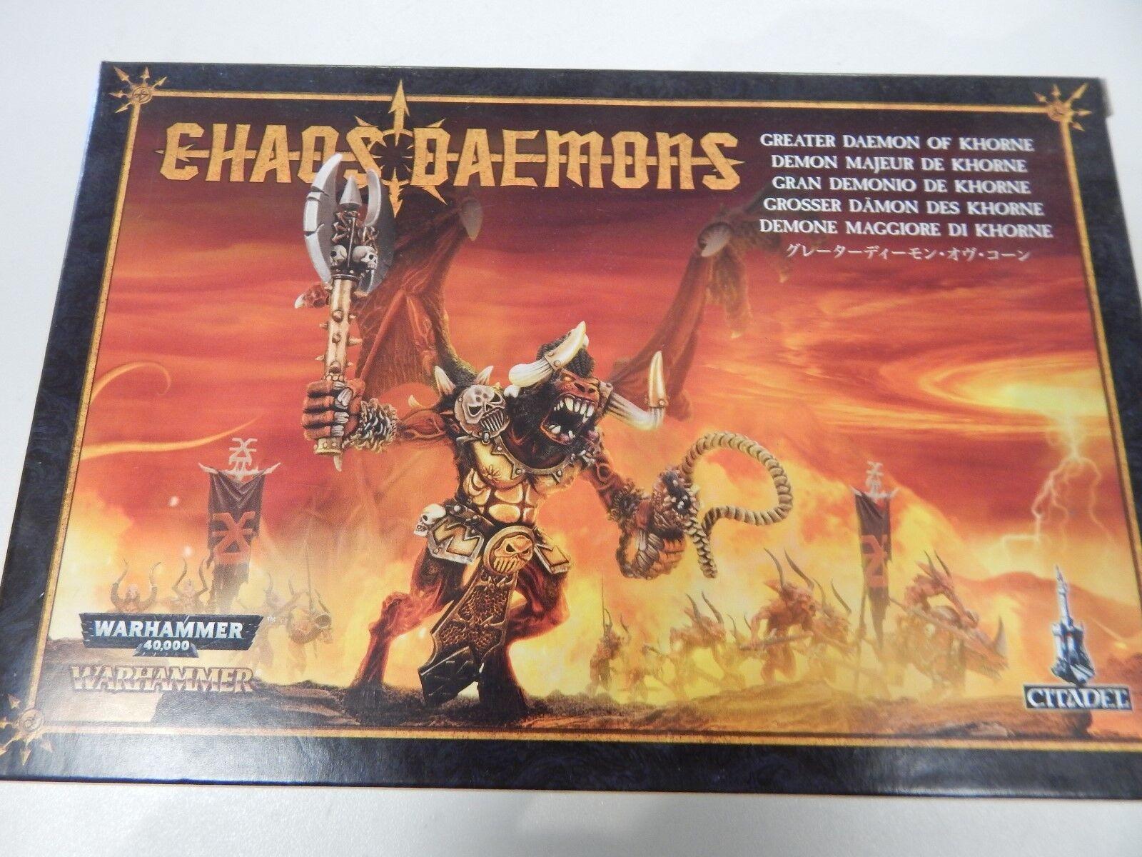 Games Workshop Chaos Daemon of Khorne
