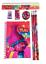 Stationery-Pencils-Ruler-Eraser-Notebook-Sharpener-School-Stationery-Set thumbnail 8