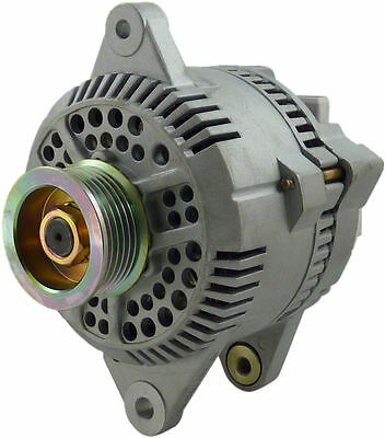NEW ALTERNATOR FOR 2.0L 98-03 FORD ESCORT ZX2 COUPE, S/R