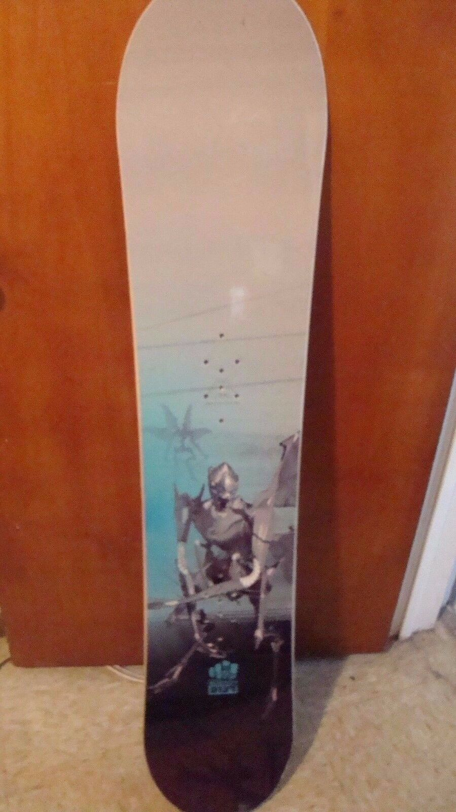 Snow Board -  Burton 0137    54 Inches Wide Board  new exclusive high-end